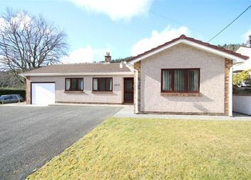 Thumbnail 2 bed bungalow to rent in Llanafan, Aberystwyth