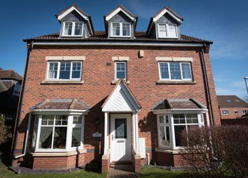 Thumbnail 5 bed detached house for sale in Lea Green Drive, Wythall, Birmingham