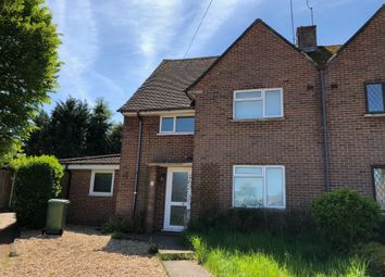 Thumbnail 5 bed semi-detached house to rent in Fleming Road, Winchester