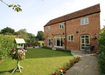 Thumbnail 2 bed barn conversion for sale in Thorpe Road, Ewerby, Sleaford