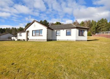 Thumbnail 4 bedroom detached bungalow for sale in Revoan Drive, Grantown-On-Spey