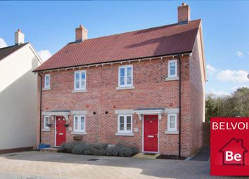 Thumbnail 2 bed semi-detached house for sale in Hyde Park, Lords Way, Andover