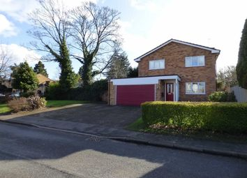 Thumbnail 4 bed detached house for sale in Ware Road, Barby, Rugby