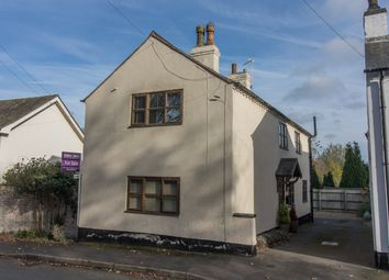 Thumbnail 3 bed detached house for sale in Main Street, Peatling Parva, Lutterworth
