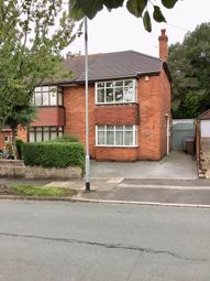 Thumbnail 3 bed semi-detached house for sale in Granville Avenue, Stoke-On-Trent