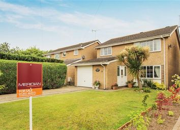 Thumbnail 4 bed detached house for sale in Clare Lodge Close, Bransgore, Christchurch
