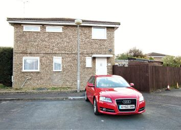 Thumbnail 1 bed end terrace house for sale in Burns Drive, Hemel Hempstead