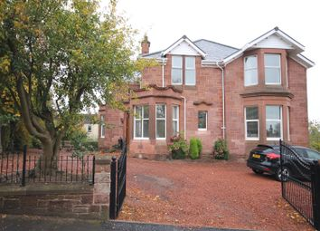 Thumbnail 5 bed detached house for sale in Lefroy Street, Coatbridge