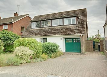 Thumbnail 3 bed detached house for sale in Church Road, Moreton, Ongar, Essex