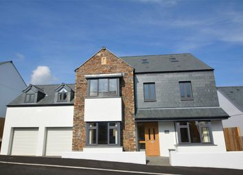 Thumbnail 6 bed detached house to rent in Mawnan Smith, Falmouth, Cornwall