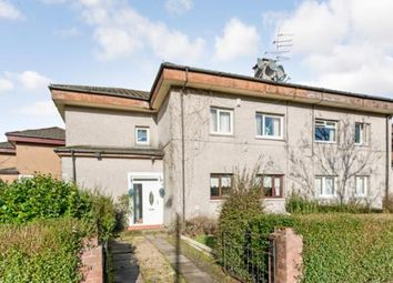 Thumbnail 3 bedroom flat for sale in Peat Road, Nitshill, Glasgow