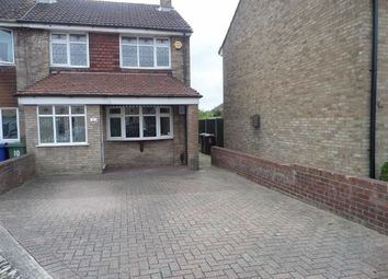 Thumbnail 3 bed end terrace house for sale in Arne Close, Stanford-Le-Hope, Essex