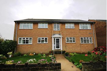 Thumbnail 2 bed flat to rent in Chase Court, Chase Road, Loxley, Sheffield