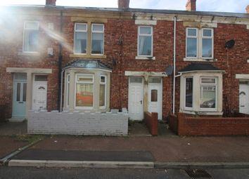 Thumbnail 3 bed flat to rent in Mafeking Street, Low Fell, Gateshead
