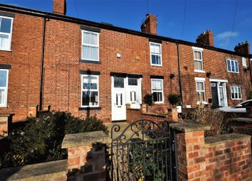 Thumbnail 3 bed terraced house to rent in Middlewich Road, Holmes Chapel, Crewe