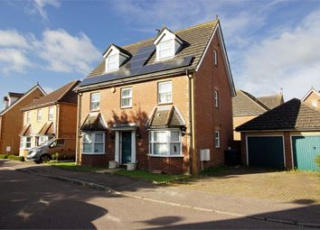 Chelsea Gardens, Harlow, Essex CM17. 5 bed detached house