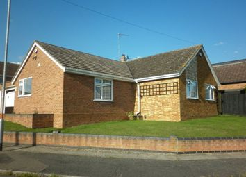 Thumbnail 3 bedroom bungalow to rent in Sheffield Way, Earls Barton, Northampton