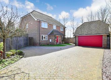 4 bed detached house for sale in Amber Lane, Chart Sutton, Maidstone, Kent ME17