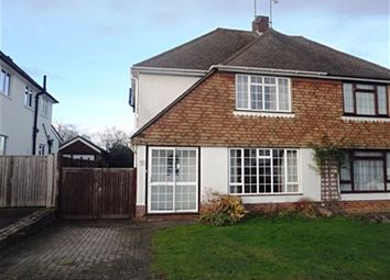 Thumbnail 3 bed property to rent in Sevenoaks Road, Earley, Reading, Berks