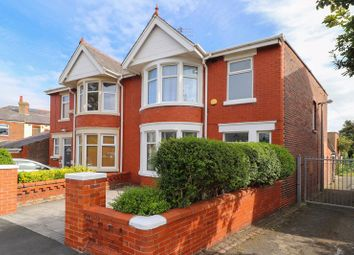 Thumbnail 3 bed semi-detached house for sale in Liverpool Road, Blackpool