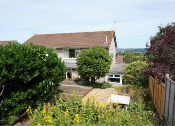 Thumbnail 4 bed semi-detached house for sale in The Score, Blagdon