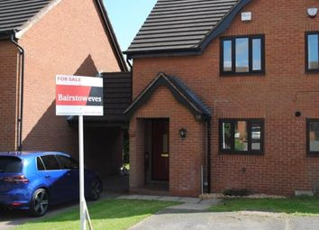 Thumbnail 2 bed semi-detached house for sale in Osterley Grove, Nuthall, Nottingham, Nottinghamshire