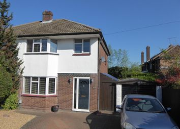 Thumbnail 3 bed semi-detached house for sale in Buttercup Close, Dunstable