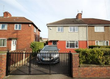 Thumbnail 4 bed semi-detached house for sale in Wrangbrook Road, Upton