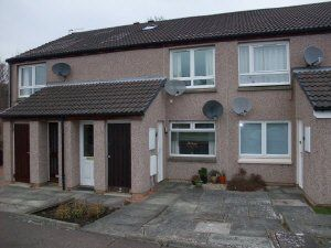 Thumbnail 1 bed flat to rent in Glencoul Avenue, Dalgety Bay