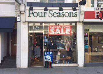 Thumbnail Retail premises to let in Notting Hill Gate, London