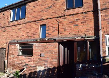 Thumbnail 1 bed terraced house for sale in Nelson Road, Maltby, Rotherham