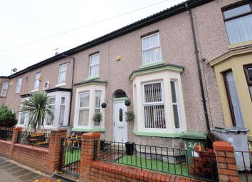 Thumbnail 3 bed terraced house for sale in Tollemache Street, New Brighton, Wallasey