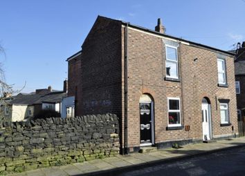Thumbnail 1 bed semi-detached house to rent in South Park Road, Macclesfield