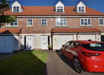 Thumbnail 4 bed town house to rent in Fieldside Court, Church Fenton, Tadcaster