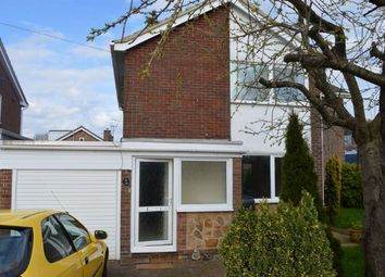 Thumbnail 3 bed link-detached house to rent in Blisworth Road, Roade, Northampton