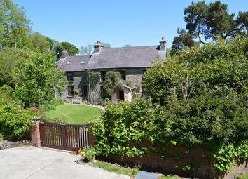 Thumbnail 4 bedroom farmhouse for sale in Brongest, Brongest, Newcastle Emlyn, Ceredigion