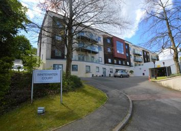 Thumbnail 1 bedroom flat for sale in Whitewater Court, 20 Station Road, Plymouth, Devon