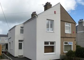 Thumbnail 2 bed semi-detached house for sale in Kings Road, Higher St. Budeaux, Plymouth