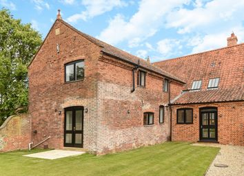 Thumbnail 4 bed barn conversion to rent in Eastgate Street, North Elmham, Dereham