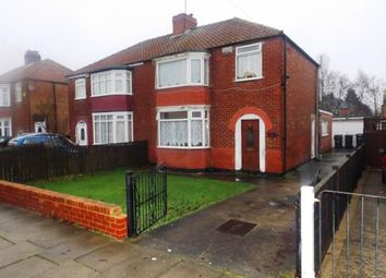 Thumbnail 3 bed semi-detached house for sale in Preen Drive, Middlesbrough, .