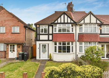 3 bed semi-detached house for sale in Jevington Way, London SE12