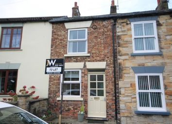 Thumbnail 2 bedroom terraced house to rent in St. James Green, Thirsk