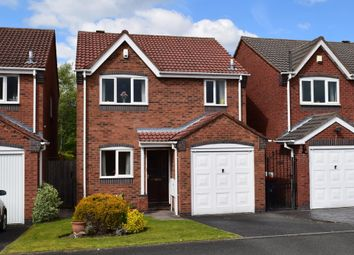 Thumbnail 3 bed detached house for sale in Stratford Park, Trench, Telford, Shropshire
