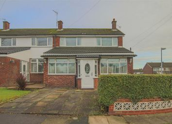 Thumbnail 3 bed end terrace house for sale in Godlee Drive, Swinton, Manchester