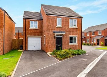 Thumbnail 3 bed detached house for sale in The Dales, Greenacres, Morton-On-Swale, Northallerton