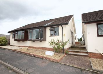 Thumbnail 1 bed bungalow for sale in Ashley Road, Uffculme, Cullompton
