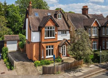 Thumbnail 4 bed detached house for sale in Kingswood Road, London