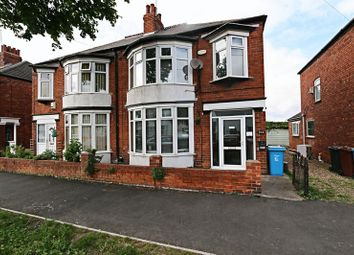 Thumbnail 3 bed semi-detached house for sale in Goddard Avenue, Hull