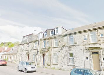 Thumbnail 1 bed flat for sale in 7, Main Street, Newmilns KA169Hb
