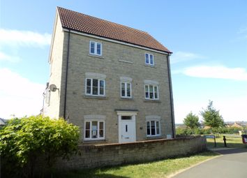 Thumbnail 5 bed detached house for sale in Purcell Road, Swindon, Wiltshire